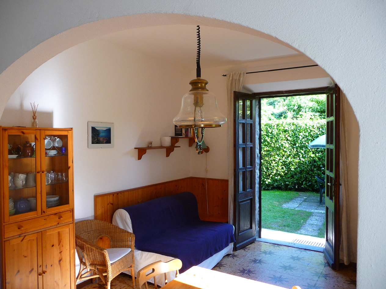 from the livingroom you entere